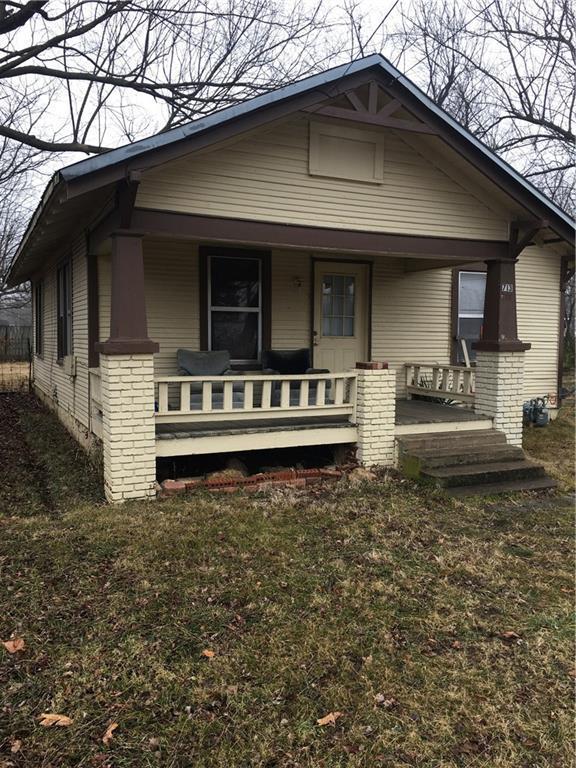 713 - 715 Crutcher  St, Springdale, AR 72764 (MLS #1103353) :: McNaughton Real Estate