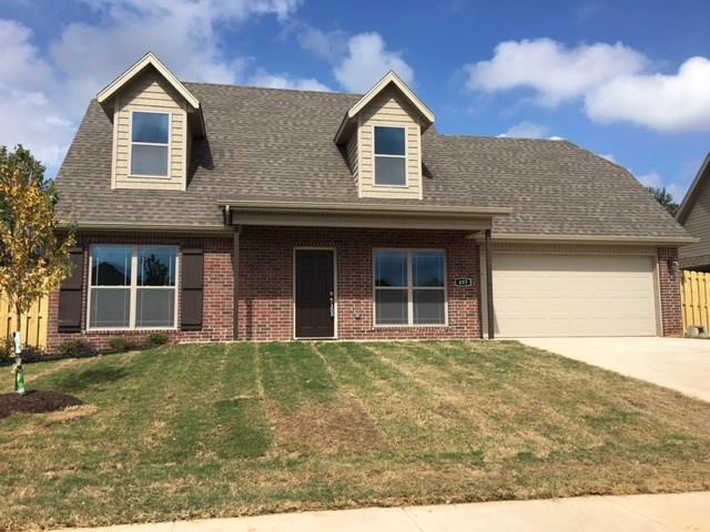 1210 Rosemary  St, Centerton, AR 72719 (MLS #1104449) :: HergGroup Arkansas