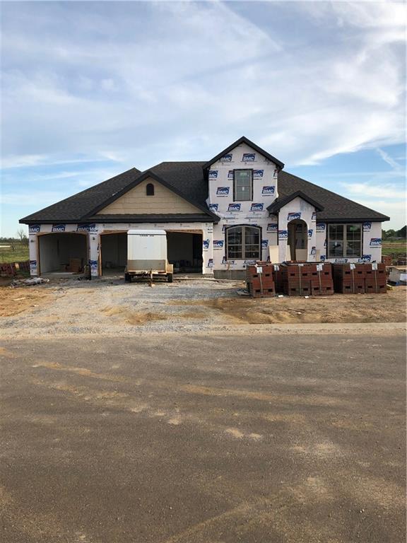 1073 Marcello  Ave, Tontitown, AR 72762 (MLS #1110855) :: Five Doors Network Northwest Arkansas