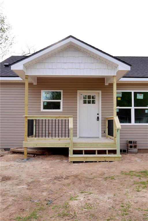 463 Davis  St, Pea Ridge, AR 72751 (MLS #1110986) :: HergGroup Arkansas