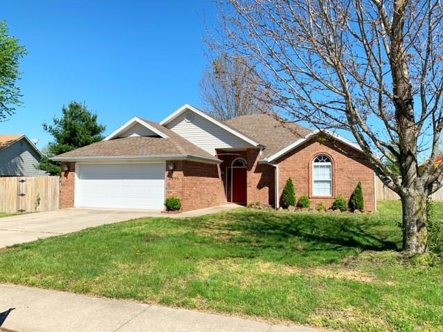 2360 Barnes  Cir, Pea Ridge, AR 72751 (MLS #1111095) :: HergGroup Arkansas
