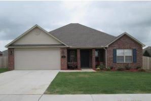 641 Saddlehorn  Dr, Centerton, AR 72719 (MLS #1111362) :: McNaughton Real Estate