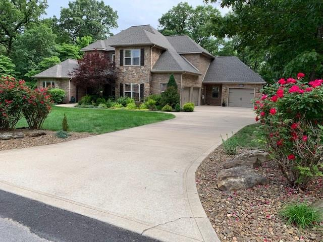 8093 Stonecrest  Rd, Bentonville, AR 72712 (MLS #1114994) :: McNaughton Real Estate