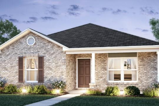 Lot 106  S Oxbow Way, Fayetteville, AR 72704 (MLS #1115418) :: Five Doors Network Northwest Arkansas