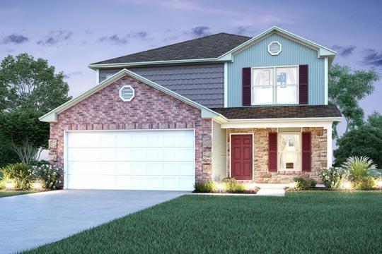 5015 W Claxton  Cir, Fayetteville, AR 72704 (MLS #1118250) :: McNaughton Real Estate