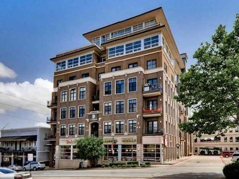 609 W Dickson  St Unit #903 #903, Fayetteville, AR 72701 (MLS #1119894) :: McNaughton Real Estate