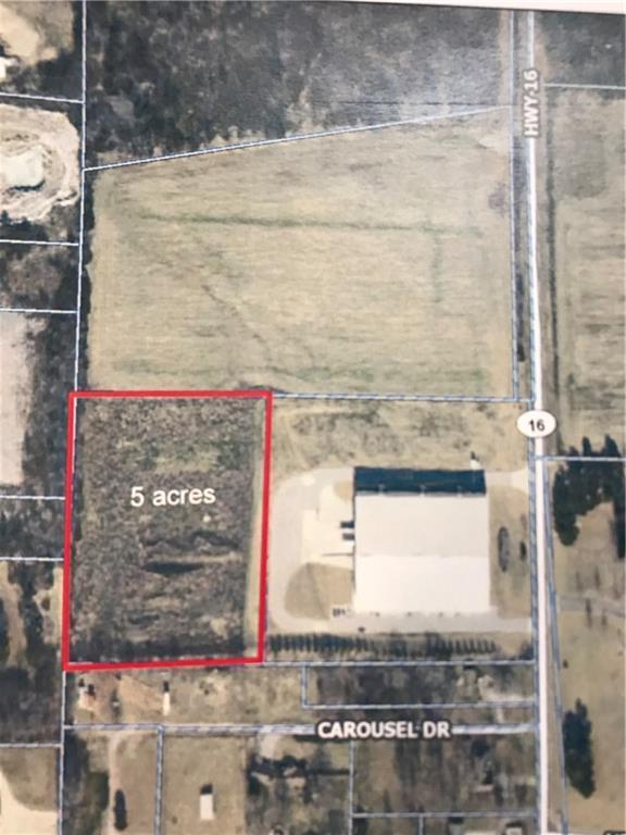 Hwy 16, Siloam Springs, AR 72761 (MLS #1120441) :: Five Doors Network Northwest Arkansas
