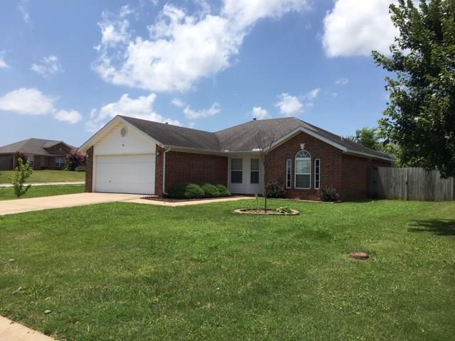 411 Brookfield  Dr, Centerton, AR 72719 (MLS #1120474) :: HergGroup Arkansas
