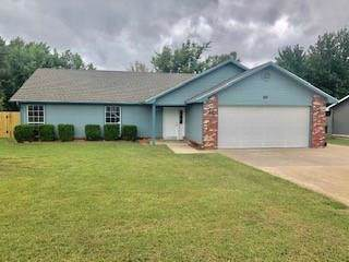 521 Del  Cir, Lowell, AR 72745 (MLS #1127464) :: McNaughton Real Estate
