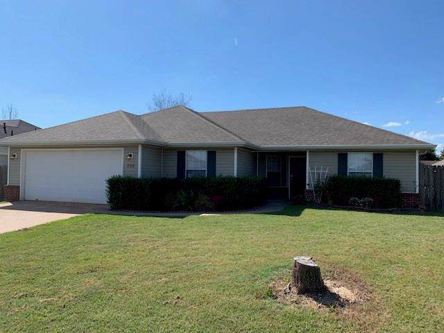 208 S Michael  St, Lowell, AR 72745 (MLS #1127623) :: McNaughton Real Estate