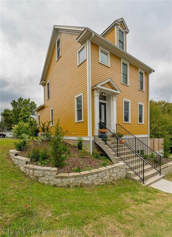 281 E Rock  St, Fayetteville, AR 72701 (MLS #1129828) :: McNaughton Real Estate