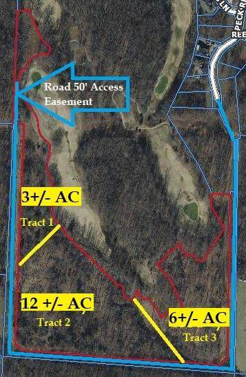 Tract 1 Peck  Rd, Pea Ridge, AR 72751 (MLS #1130003) :: HergGroup Arkansas