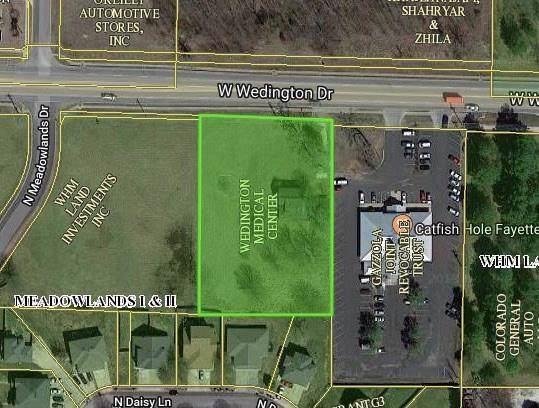 4041 Wedington  Dr, Fayetteville, AR 72704 (MLS #1130254) :: Five Doors Network Northwest Arkansas