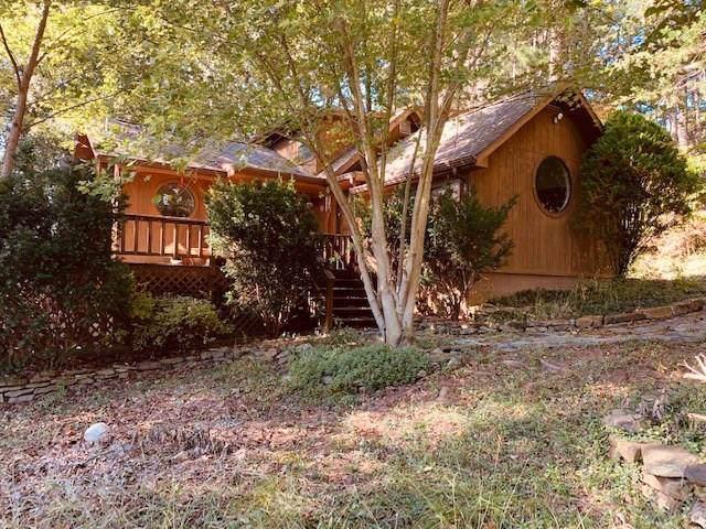 346 County Road 1484, Eureka Springs, AR 72632 (MLS #1130311) :: HergGroup Arkansas