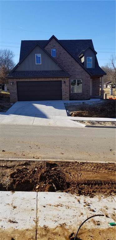 3405 E Galaxy  Cir, Fayetteville, AR 72701 (MLS #1133322) :: Five Doors Network Northwest Arkansas