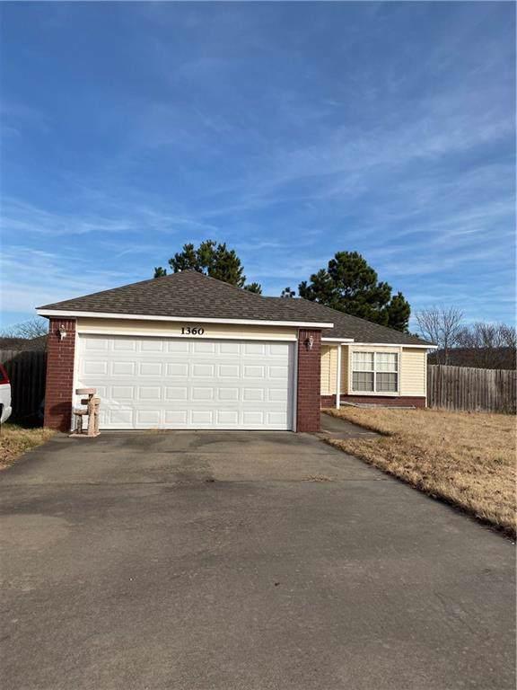 1360 Mcclelland  Rd, Elkins, AR 72727 (MLS #1133873) :: McNaughton Real Estate