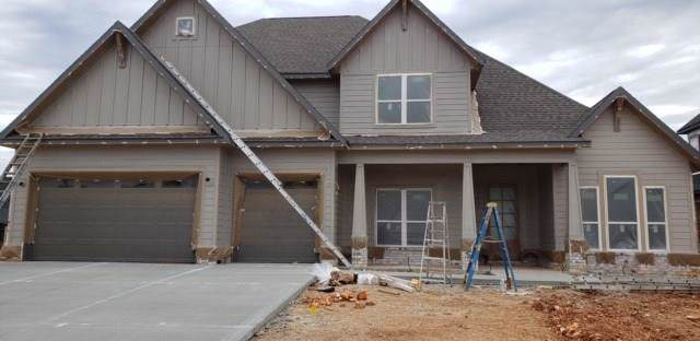 417 Ne Royce  Loop, Bentonville, AR 72712 (MLS #1134134) :: McNaughton Real Estate
