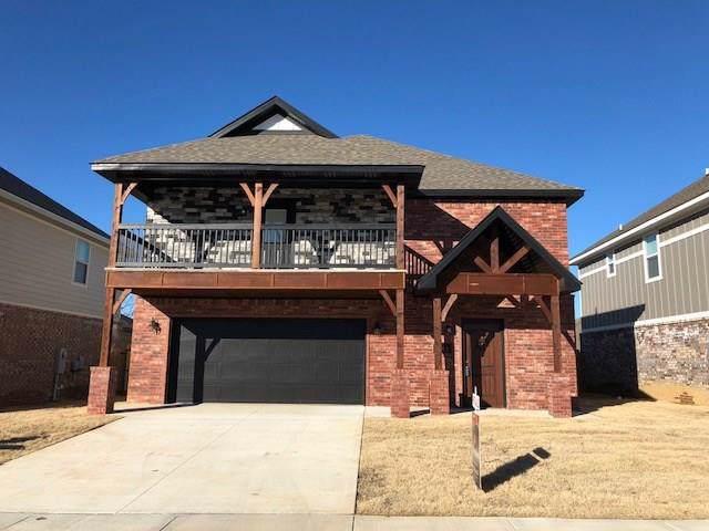 1365 N Sicily  Ln, Fayetteville, AR 72704 (MLS #1136847) :: McNaughton Real Estate