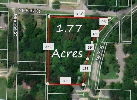 1.77 Acres  Ne Park  St, Bentonville, AR 72712 (MLS #1137146) :: Five Doors Network Northwest Arkansas