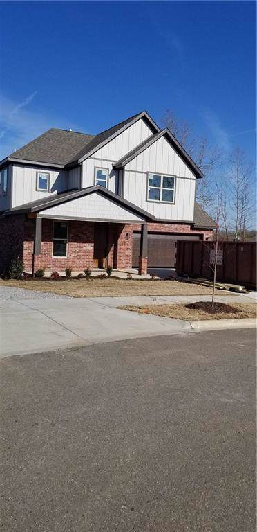 3491 E Galaxy  Cir, Fayetteville, AR 72701 (MLS #1137398) :: McNaughton Real Estate