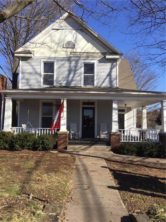 206 N College  Ave, Fayetteville, AR 72701 (MLS #1137621) :: McNaughton Real Estate