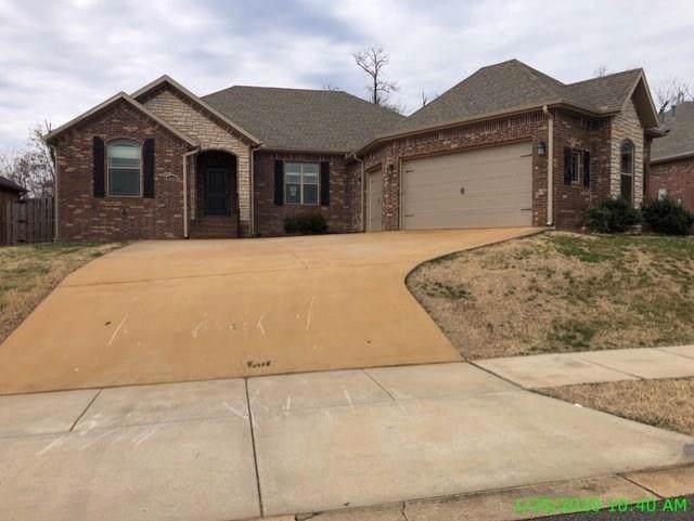 5904 Knotty Pine  Rd, Bentonville, AR 72712 (MLS #1138093) :: McNaughton Real Estate