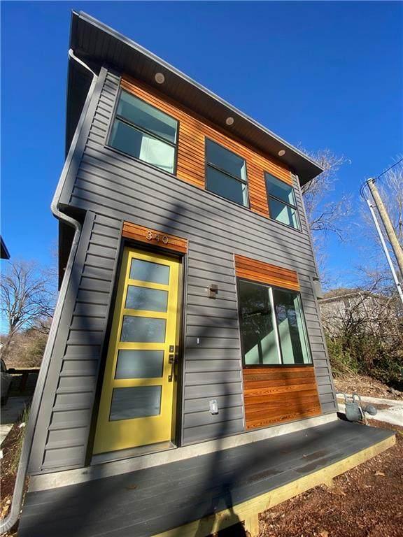 340 E 7th  St, Fayetteville, AR 72701 (MLS #1139620) :: McNaughton Real Estate