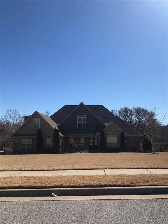 2155 Riverfront  Ln, Fayetteville, AR 72703 (MLS #1139819) :: McNaughton Real Estate