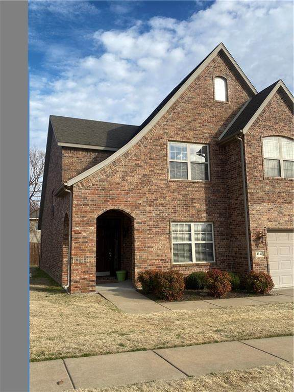 4140 Zion Valley  Dr, Fayetteville, AR 72703 (MLS #1140368) :: McNaughton Real Estate