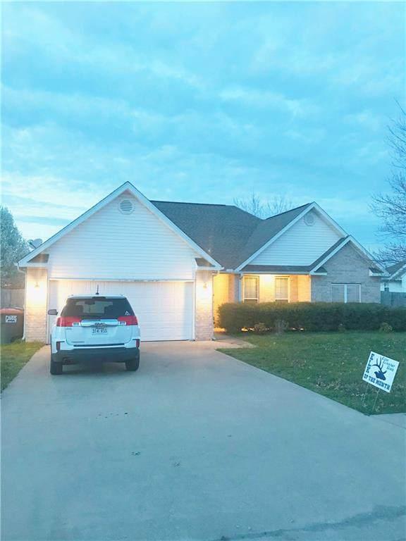 1258 Fox Trail  Dr, Elkins, AR 72727 (MLS #1142457) :: McNaughton Real Estate