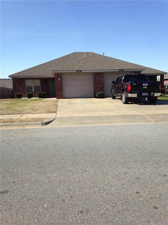 3104 & 3106  S B  ST, Rogers, AR 72758 (MLS #1142662) :: McNaughton Real Estate