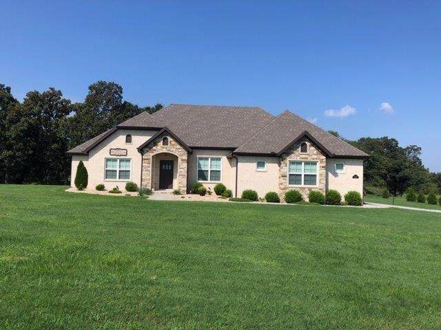 445 N Pianalto  Rd, Springdale, AR 72762 (MLS #1142875) :: McNaughton Real Estate