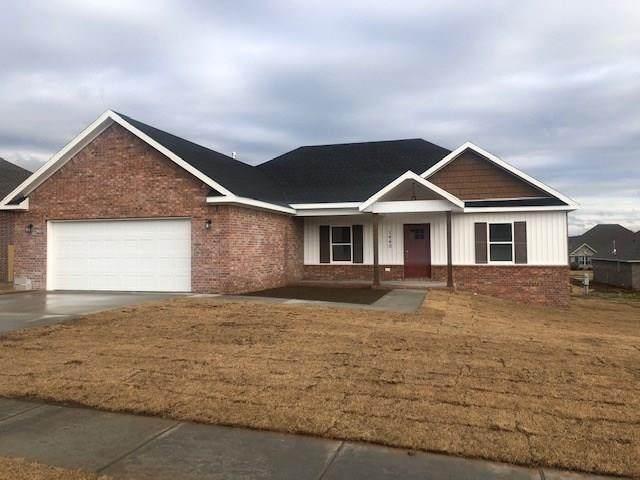 1440 Colonel Mcneil  Dr, Prairie Grove, AR 72753 (MLS #1143243) :: McNaughton Real Estate