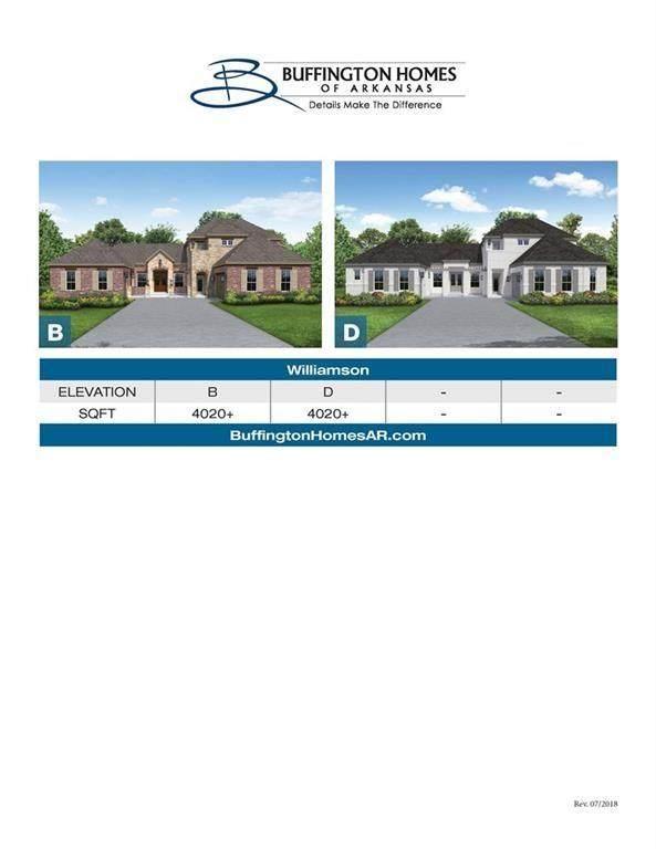 205 Torrance  Dr, Cave Springs, AR 72718 (MLS #1143569) :: McNaughton Real Estate