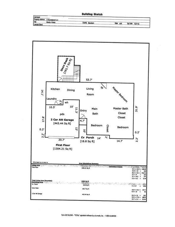 5 Boreland  Ln, Bella Vista, AR 72715 (MLS #1144020) :: Five Doors Network Northwest Arkansas