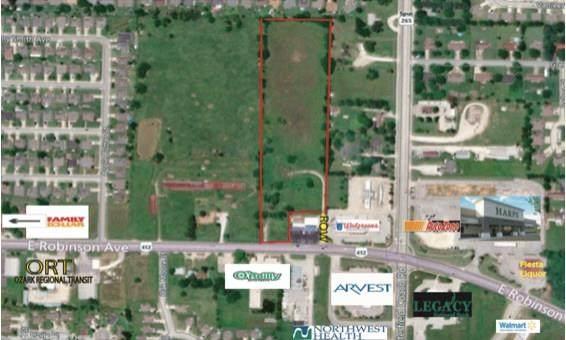 3190 E Robinson Avenue, Springdale, AR 72764 (MLS #1144748) :: Annette Gore Team   RE/MAX Real Estate Results