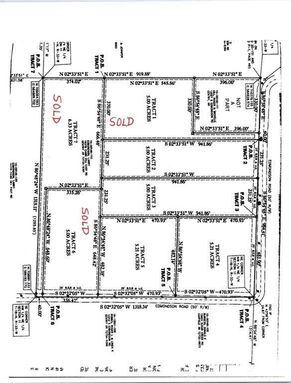 Tract 2 Edmondson Road, Gentry, AR 72734 (MLS #1145225) :: Five Doors Network Northwest Arkansas