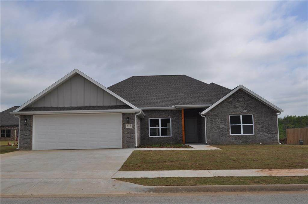 510 Buffalo Gap Drive - Photo 1