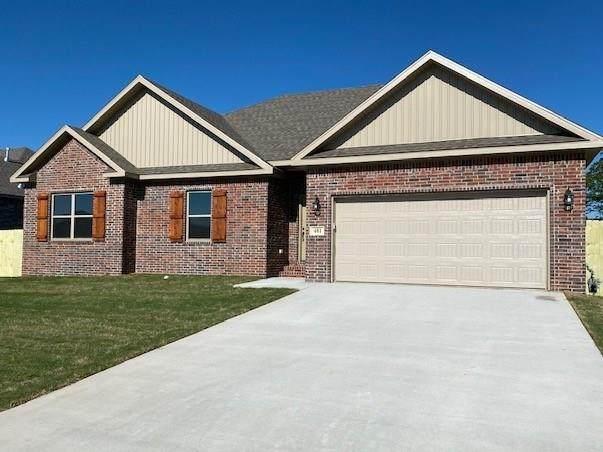481 Captain Stockton Street, Prairie Grove, AR 72753 (MLS #1147158) :: Five Doors Network Northwest Arkansas