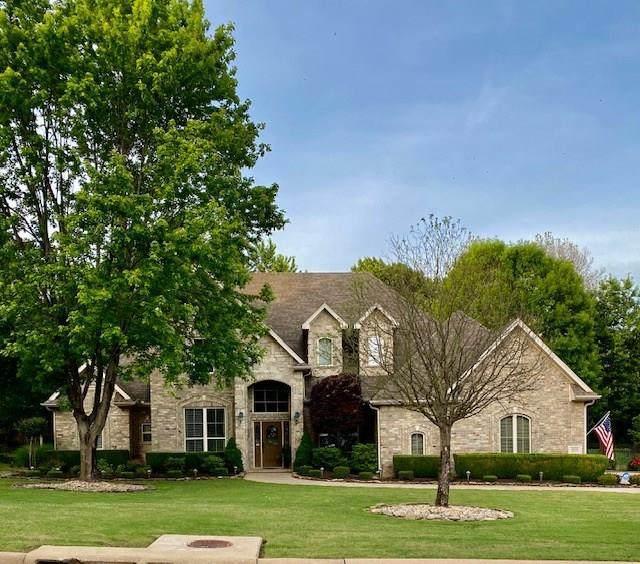3233 Tanglewood Drive, Springdale, AR 72764 (MLS #1147643) :: McNaughton Real Estate