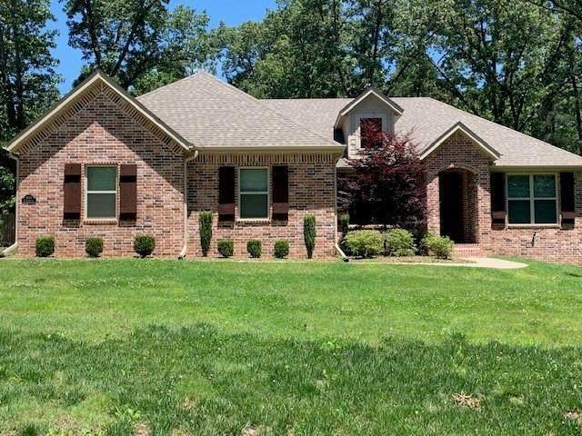 8598 W Athens Lane, Fayetteville, AR 72704 (MLS #1148074) :: Five Doors Network Northwest Arkansas