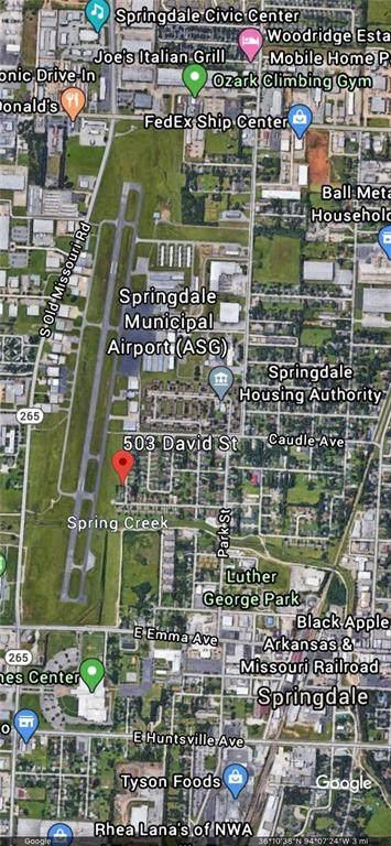 503 David Street, Springdale, AR 72764 (MLS #1148105) :: Annette Gore Team | RE/MAX Real Estate Results