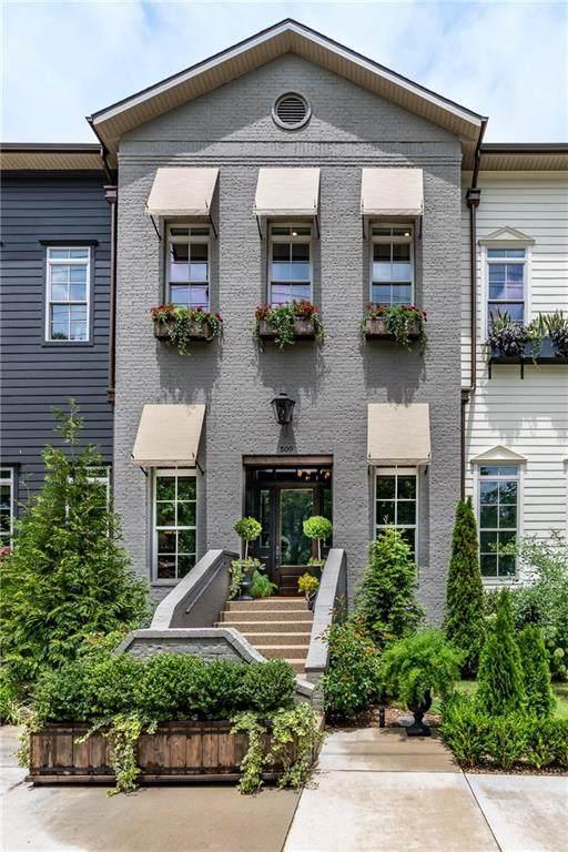509 SE 6th Street, Bentonville, AR 72712 (MLS #1153978) :: Jessica Yankey   RE/MAX Real Estate Results