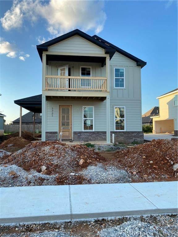 1721 W Whitney Lane, Rogers, AR 72758 (MLS #1154128) :: Five Doors Network Northwest Arkansas