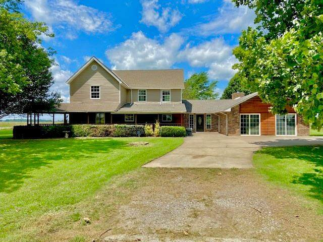 10383 Bloomfield North Road, Gentry, AR 72734 (MLS #1154857) :: Five Doors Network Northwest Arkansas