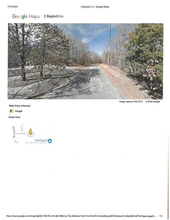 -- Bayloch Lane, Bella Vista, AR 72715 (MLS #1155002) :: Five Doors Network Northwest Arkansas