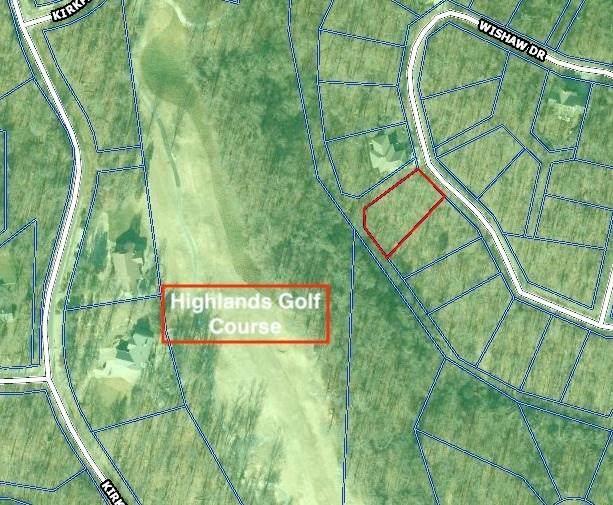 Wishaw Drive, Bella Vista, AR 72715 (MLS #1156918) :: McNaughton Real Estate