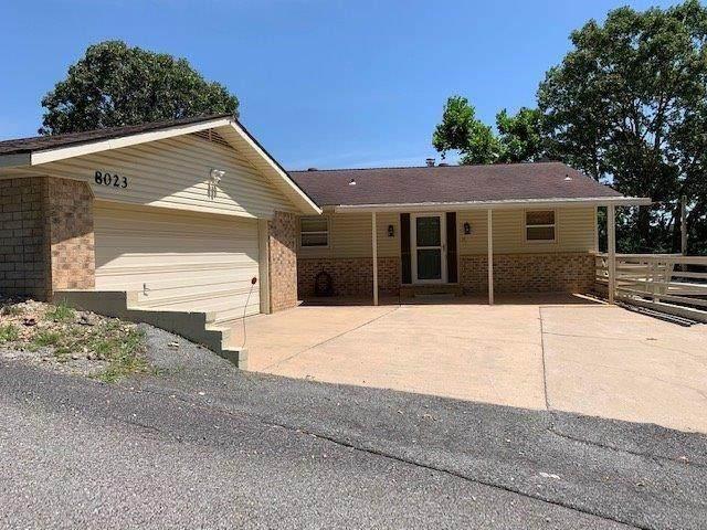 8023 Portwood Lane, Rogers, AR 72756 (MLS #1157208) :: McNaughton Real Estate