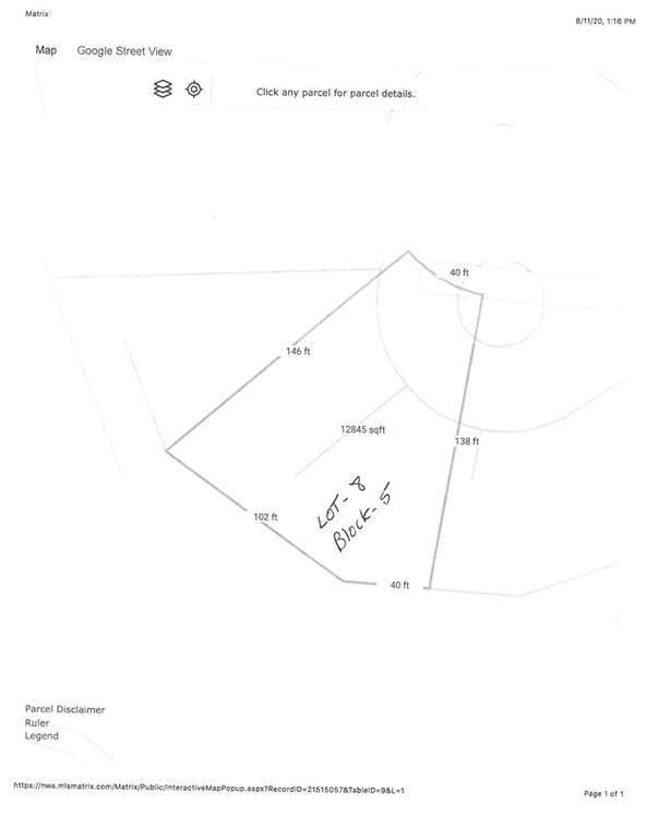 Cindy Lane, Bella Vista, AR 72715 (MLS #1157877) :: Annette Gore Team | RE/MAX Real Estate Results