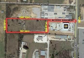 5.87AC N Thompson Street, Springdale, AR 72764 (MLS #1158064) :: McNaughton Real Estate